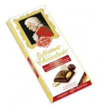 Mozart Kugeln Chocolate Bar 100g